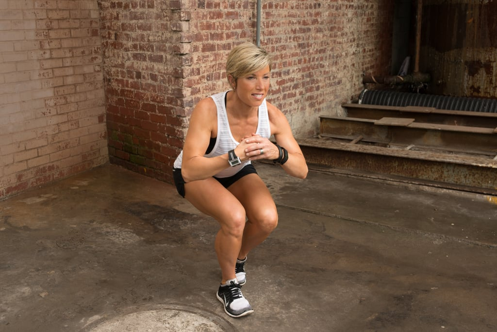 1a. Squat Into Lunge