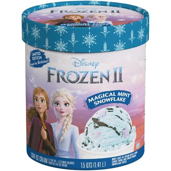 Edy's Frozen 2 Ice Cream Flavors