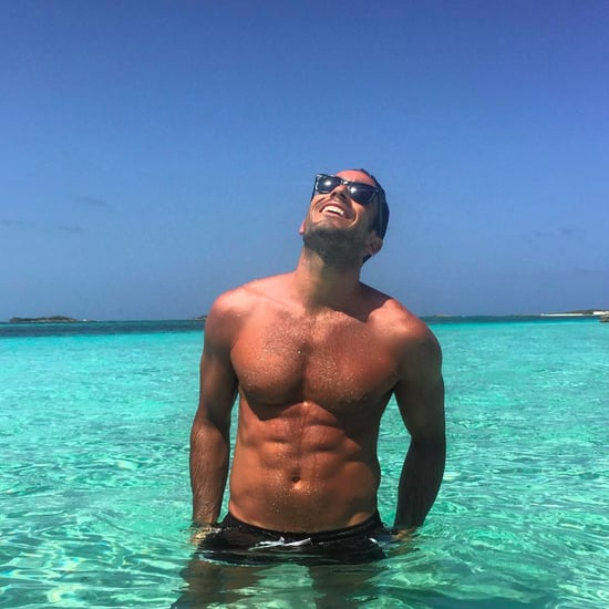 Aaron Diaz Shirtless Pictures