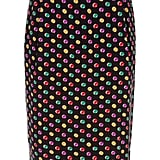 Quirky, cute, and polka-dot-ridden — this skirt will inject instant playfulness into any outfit. Ungaro Vintage Polka Dot Skirt ($139)