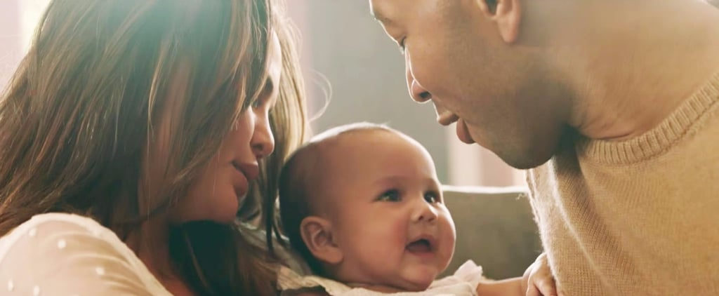 "John Legend Shows Off His Beyond-Beautiful Family in the Poignant ""Love Me Now"" Video"