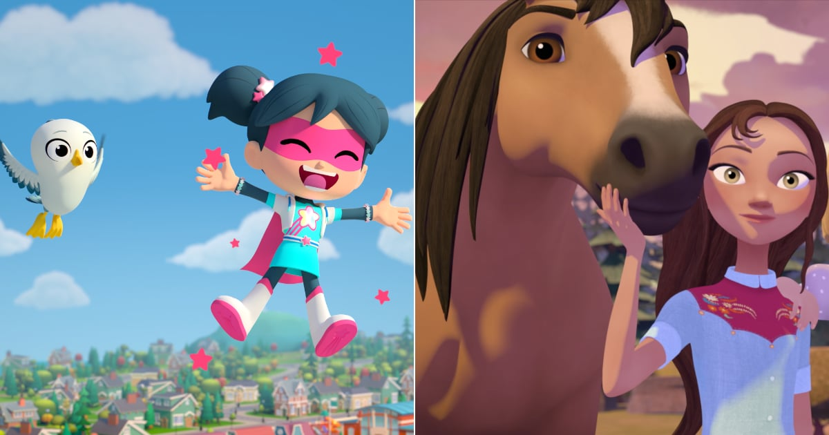 51 Animated Shows That Your Kids Can Binge on Netflix in 2020