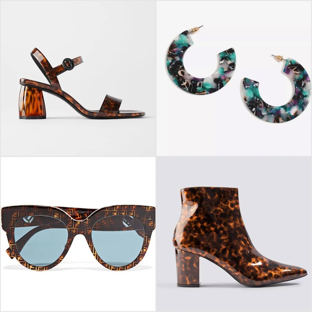 Tortoiseshell Fashion, Jewellery, and Sunglasses 2019