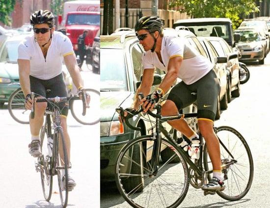 Jake is Back on the Bike