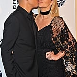 Ashlee Simpson and Evan Ross, 2017