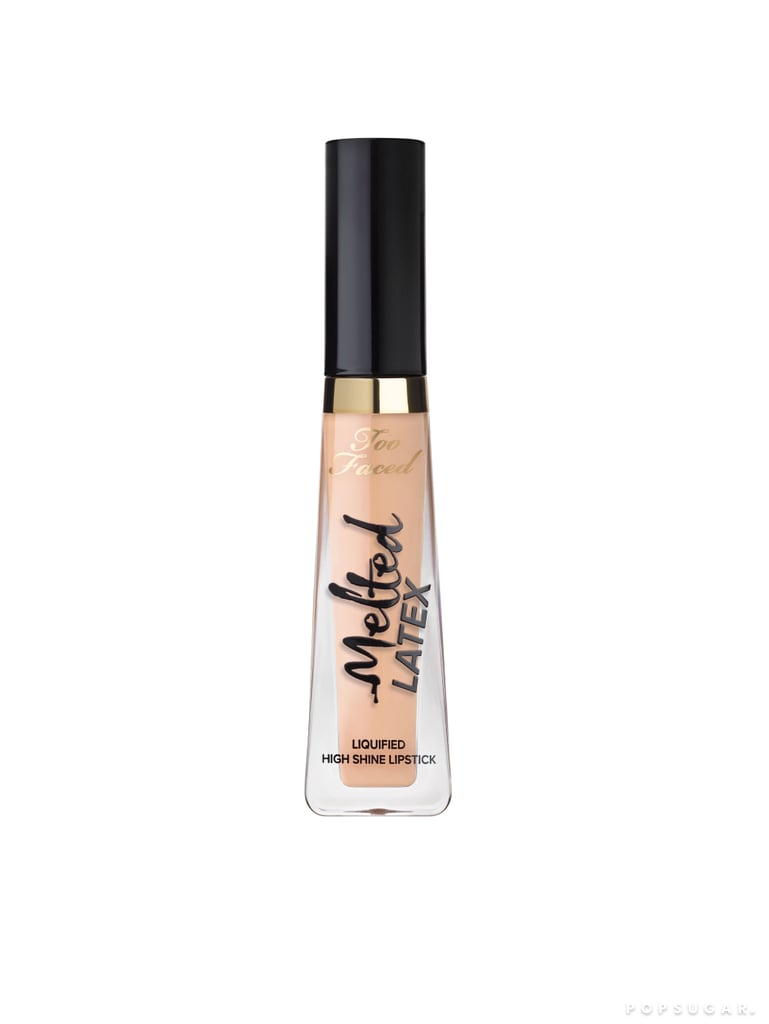 Too Faced Melted Latex Liquified High Shine Lipstick in Pop the Bubbly