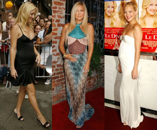 Pictures of Kate Hudson's Pregnancy Style 2011-01-14 00:35:19