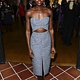 Lupita Nyong'o at the Women in Film Pre-Oscars Cocktail Party