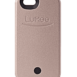 """This is essential for the perfect selfie and amazing snapchats. I use mine every day.""    Lumee Phone Case  ($60)"