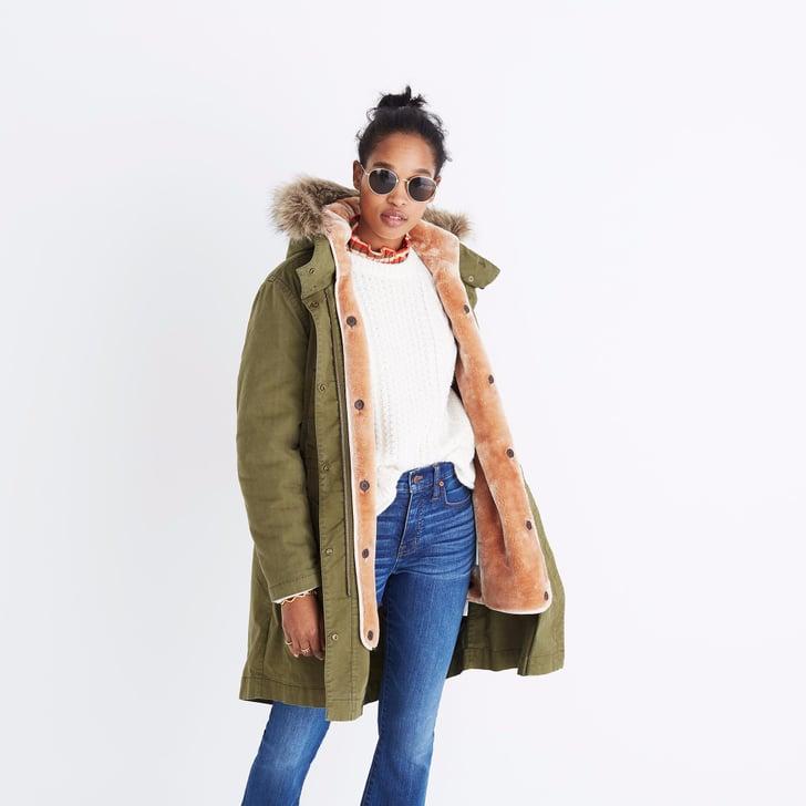 Warmest Winter Coat Brands Popsugar Fashion