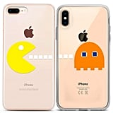 Pac-Man Matching iPhone Cases