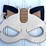 Meowth Mask