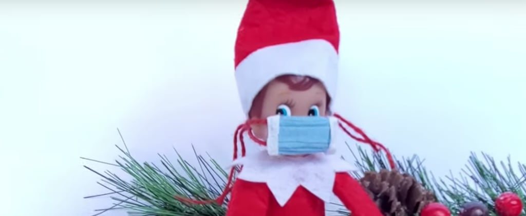 How to Make a Face Mask For Elf on the Shelf