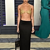 Zoe Kravitz at the 2019 Vanity Fair Oscar Party