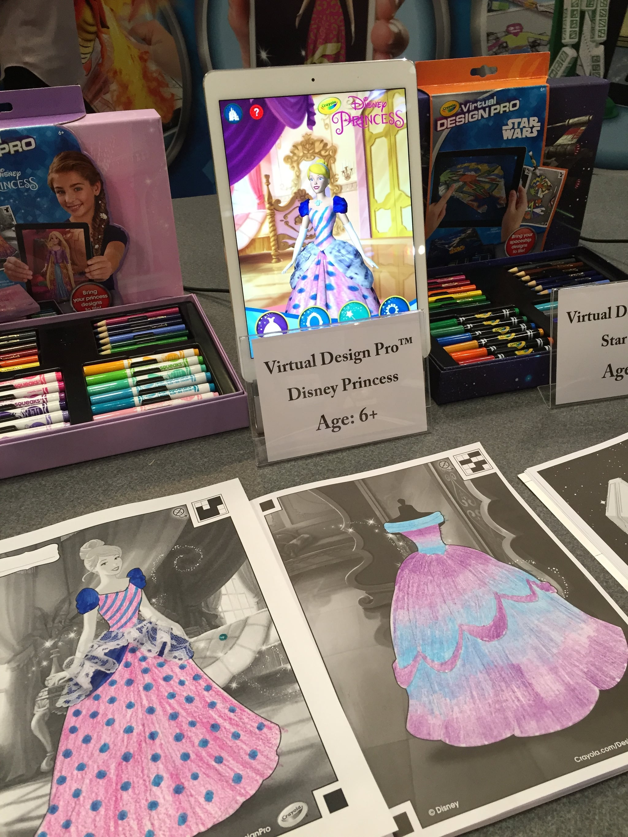 Crayola Virtual Design Pro Disney Princess Both Tots And Teens Are Going To Want These New Tech Toys Asap Popsugar Family Photo 10