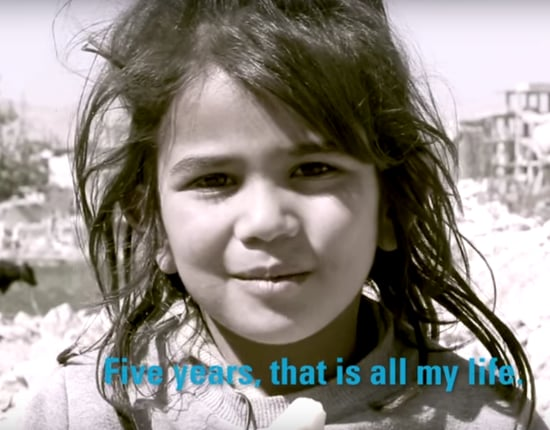 UNICEF #FiveYears in Syria