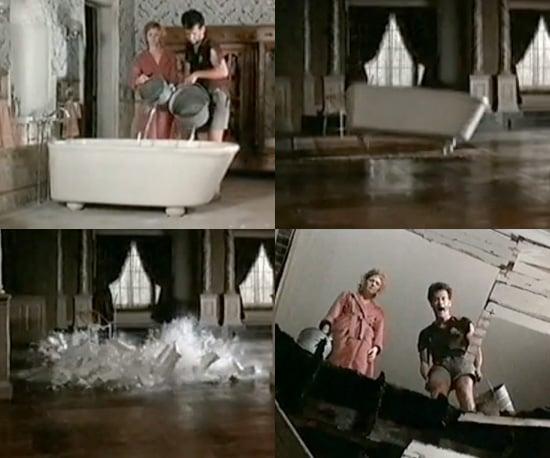 A Truly Pricey Bathtub Moment