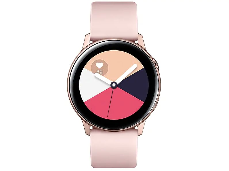 Galaxy Watch Active, Rose Gold