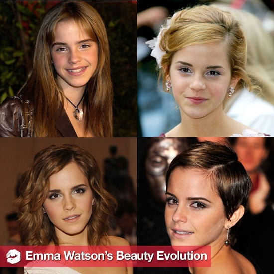 Emma Watson's Beauty Looks Over the Years
