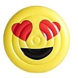 Heart Eyes Emoji Pool Float