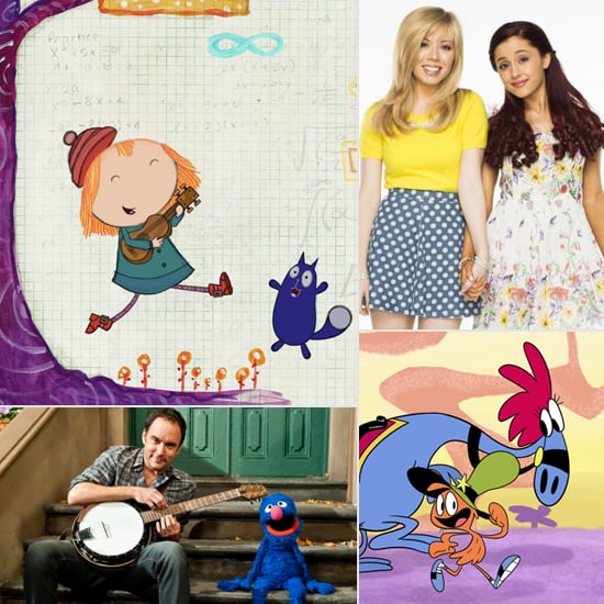 New Kids TV Shows Fall 2013