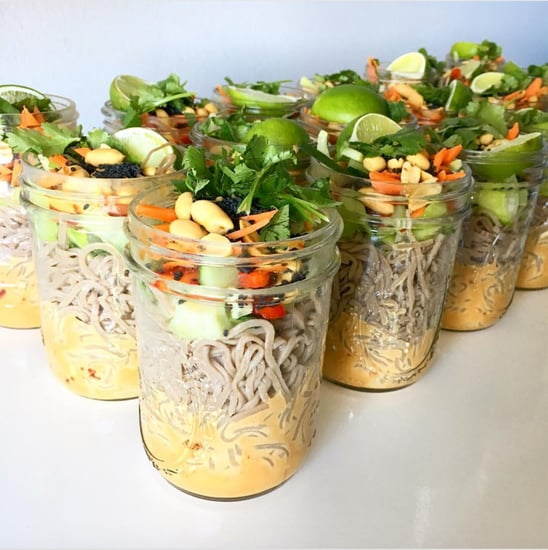 Mason Jar Lunch Ideas