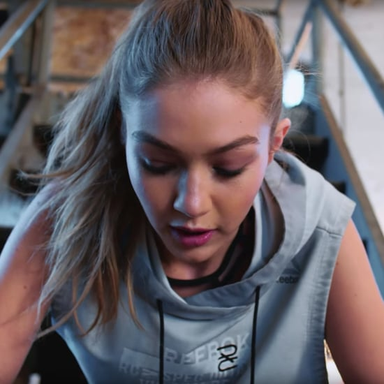 How Gigi Hadid Gets Ready For Fashion Week
