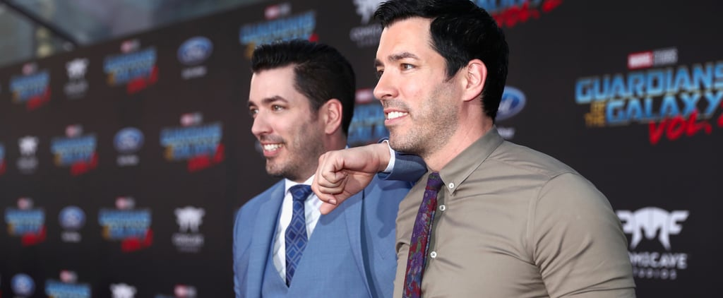 The Property Brothers Are Getting Lots of Requests For This Surprising Backsplash