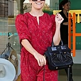 Reese Witherspoon carried a Rag & Bone bag.