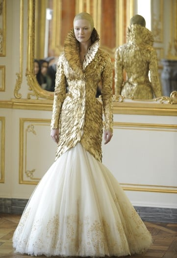 Photos of Alexander McQueen's Last Collection at Paris Fashion Week