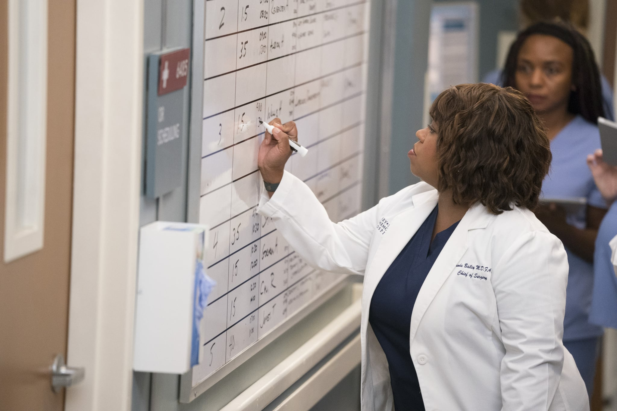 Miranda Bailey on Grey's Anatomy