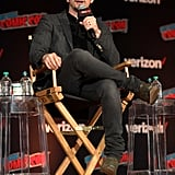Twilight Reunion at New York Comic Con 2018