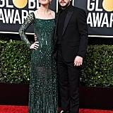 Kit Harington at the Golden Globes 2020