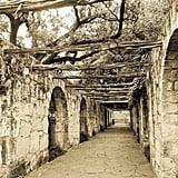 The Alamo in Texas