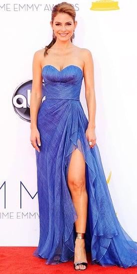 Maria Menounos(2012 Emmy Awards)