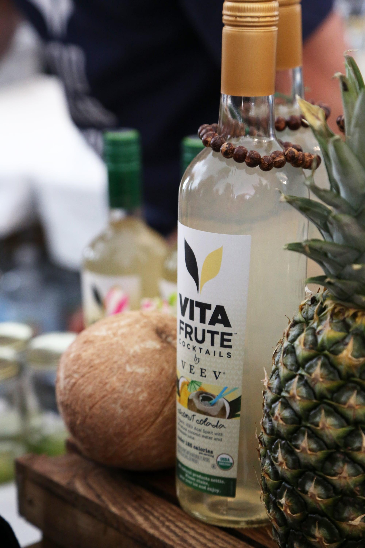 Veev Vita Frute Coconut Colada