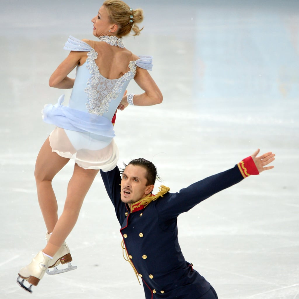 russian pairs skaters 2014 dating This canadian figure skating pair won a bronze at the 2018 pyeongchang games—but they definitely won't be celebrating in a romantic way radford came out as gay in 2014, just before the sochi winter olympics: a lot of pairs end up dating one another.