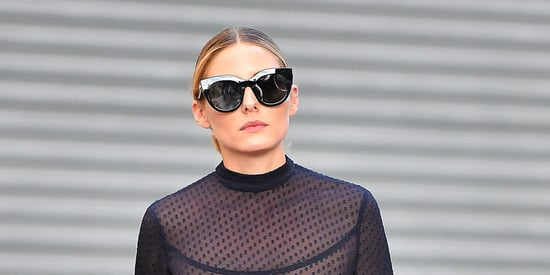 Olivia Palermo Shows Absolutely No Fear In A Super Sheer Top (NSFW)