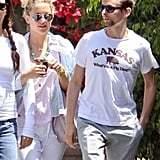 Pictures of Kate and Matt