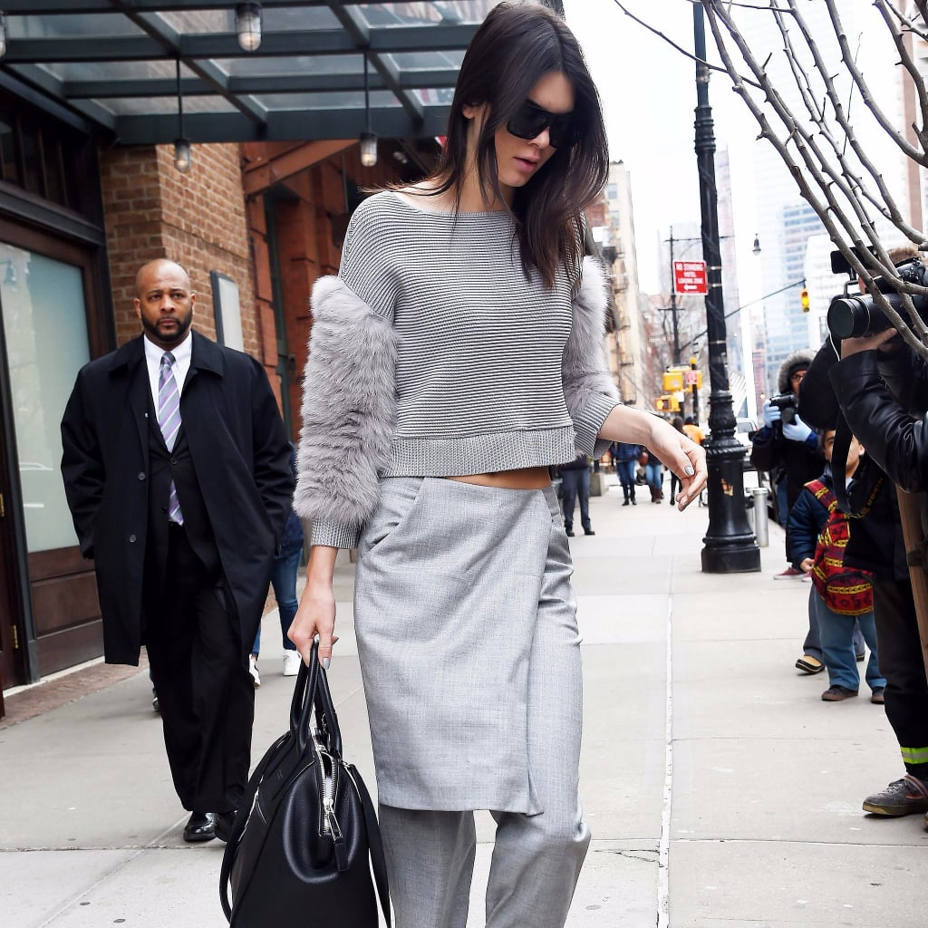 Apron Pants and Wrap Trousers Trend