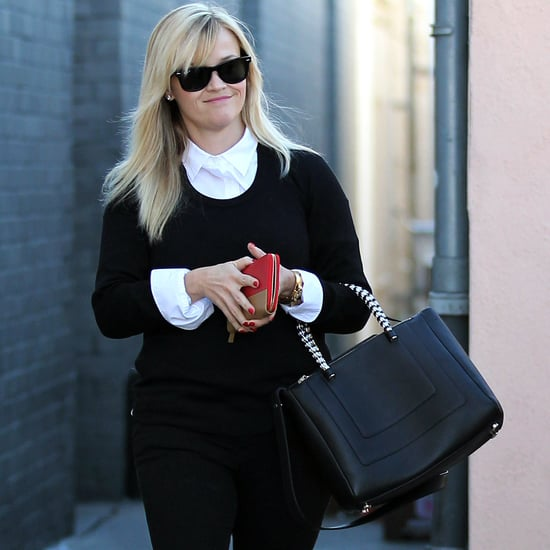 Reese Witherspoon's Black and White Outfit | Video
