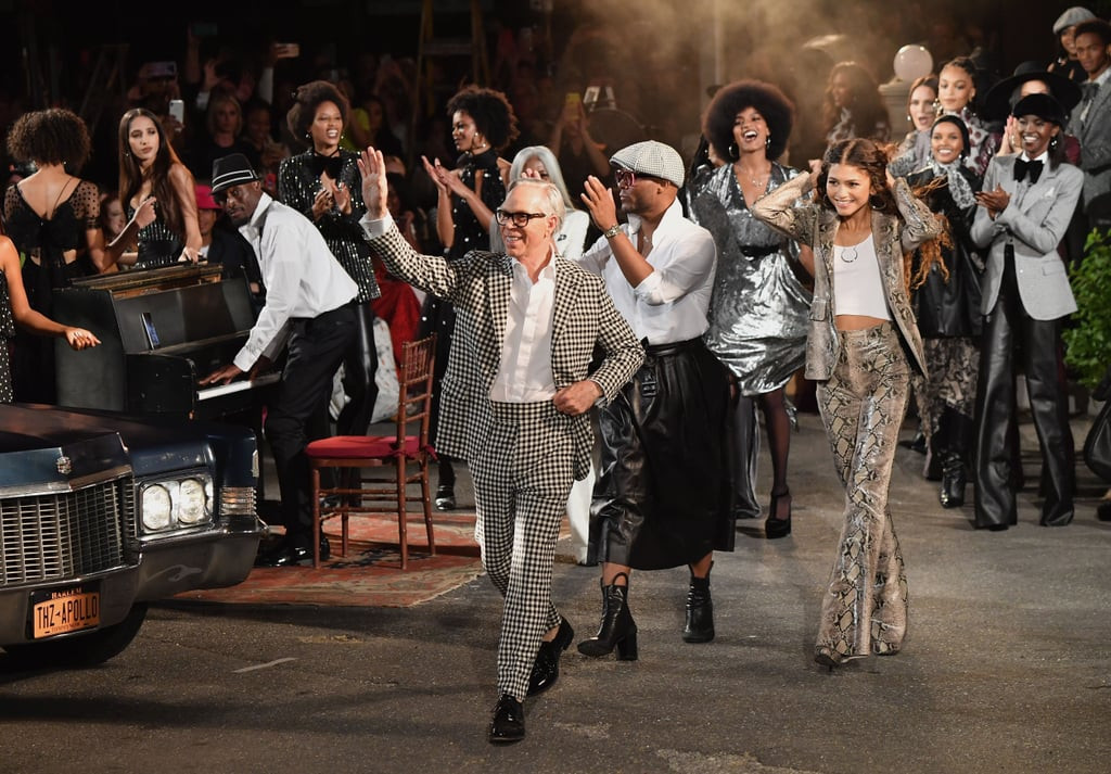 Zendaya x Tommy Hilfiger New York Fashion Week Show 2019