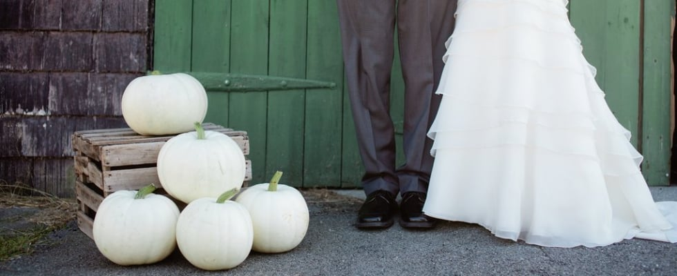12 Breathtaking Ways to Decorate With Pumpkins at Your Fall Wedding