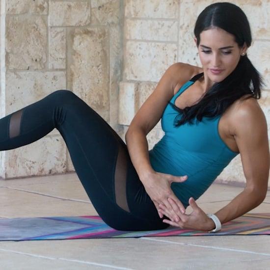 Idalis Velazquez's Ab Workout