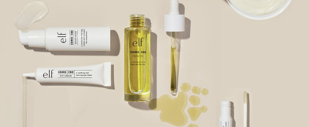 Affordable CBD Skin-Care Products From Elf Cosmetics