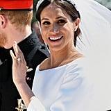 Meghan Markle Wedding Tiara