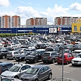 About 690 million customers visited Ikea in 2012.