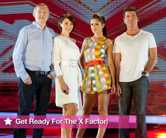 Official Photos and Gossip About The X Factor 2009