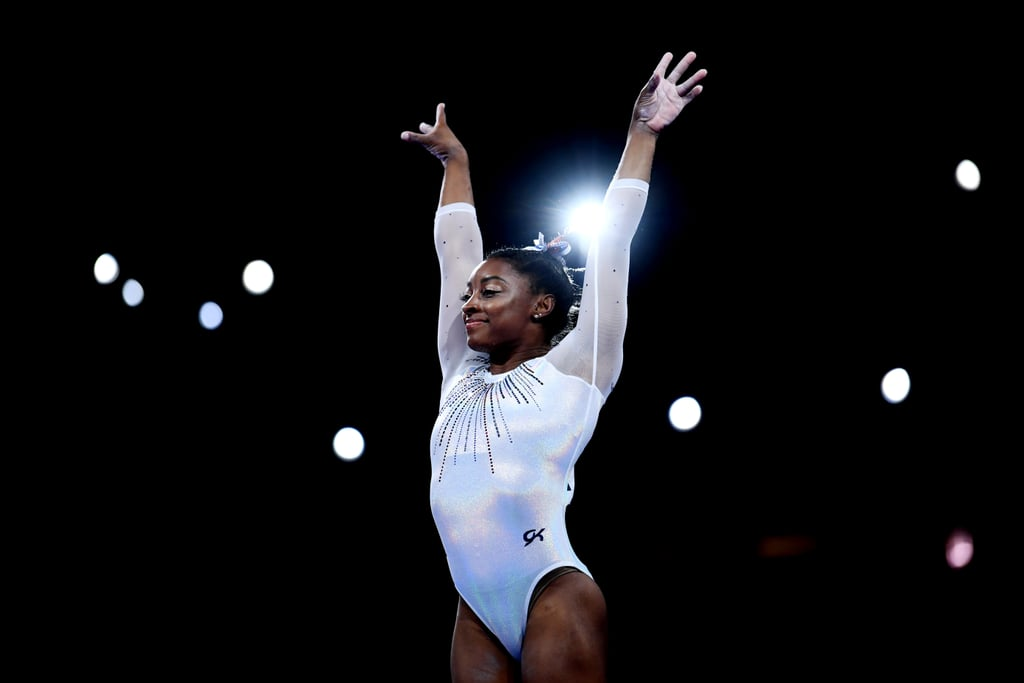 Simone Biles Wins 2019 World Gymnastics All-Around