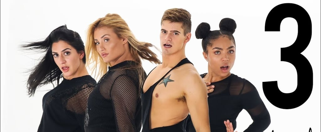The Fitness Marshall's Latest Dance Video Is the Sexiest Yet (Plus, It's BRITNEY)